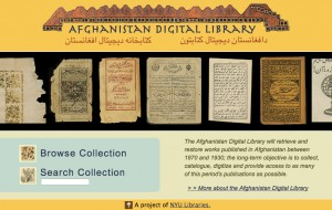 Afghanistan Digital Library
